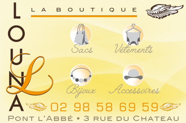 La boutique Louna