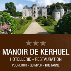 Manoir de Kerhuel - Hôtellerie - Restauration