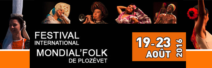 Festival International Mondial'Folk à Plozevet