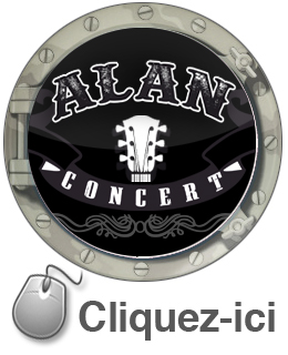 Alan - Interprete - Compositeur - Concerts